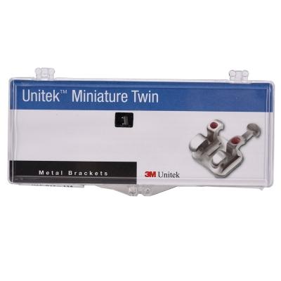 3M Unitek™ Miniature Twin 迷你双翼金属托槽